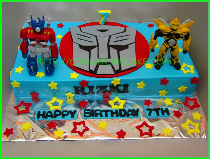 cake transformer RIZKI