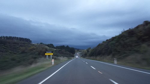 Driving through the Wairarapa