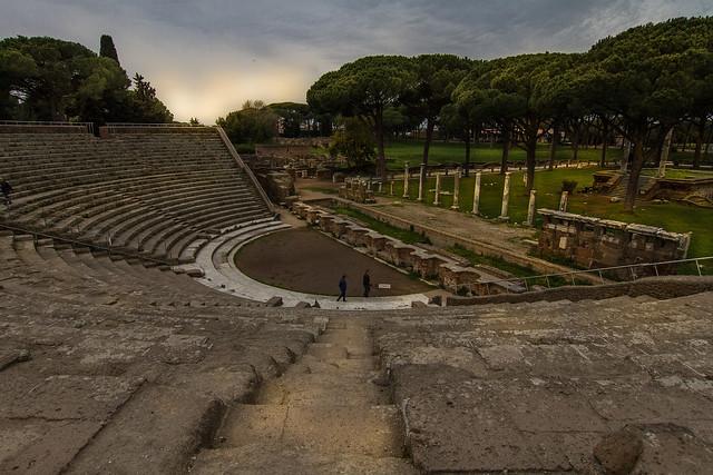 Roma - Ostia Antica