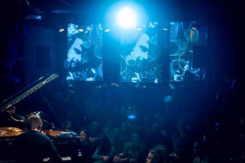 Daniil Trifonov bei der Yellow Lounge im The Venue in Berlin am 14.10.2017