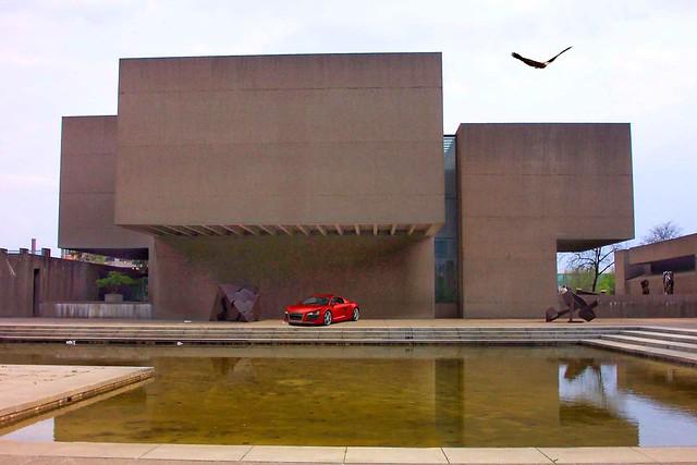 Syracuse New York ~ Everson Museum Of Art-Syracuse ~ Historic