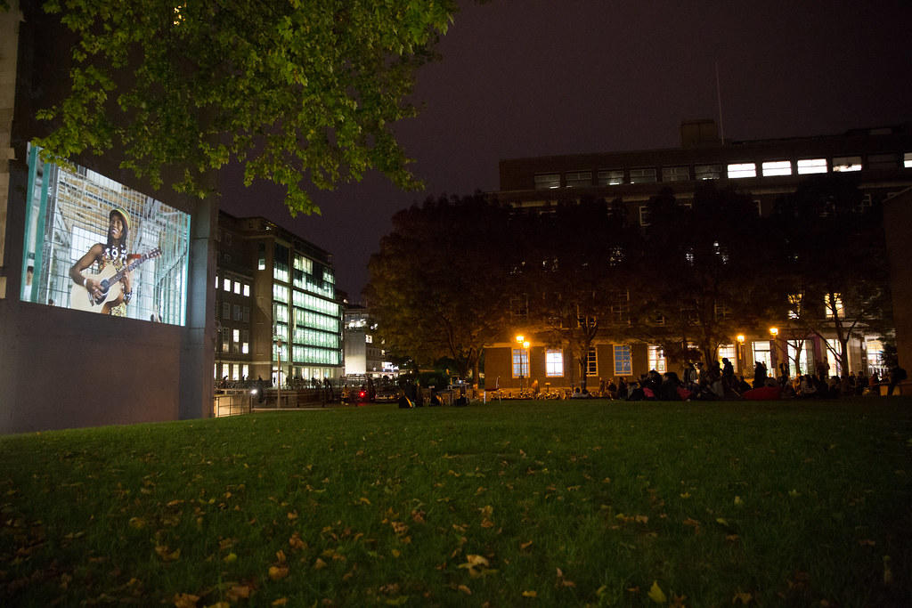 SOAS Open Air Cinema