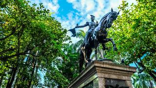 Simon Bolívar की छवि. cartagena bolívar colombia co
