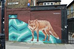 The Fox of Toynbee Street.