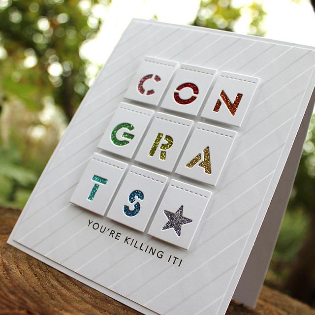 Congrats Card 2