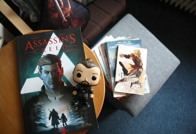 Assassin's Creed Franchise 101: Comics