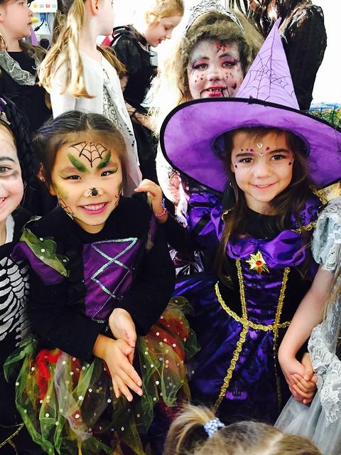 Halloween Bakesale&costumes