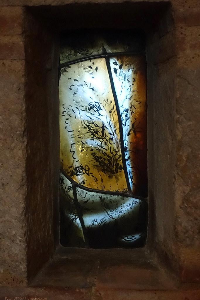 Fenster von Chagall