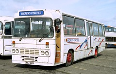 Andrews Coaches, Sawston