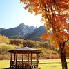 Photo:山梨県北杜市にあるみずがき山自然公園の紅葉は見頃。 瑞牆山登山の拠点のため、山奥ですが車で行けます。 The autumn leaves of Mount Mizugaki Nature Park in Hokuto city in Yamanashi, Japan are the best times to see. It is the heart of a mountain, but for a base of the Mount Mizugaki mountain climbing, can go By teizoh