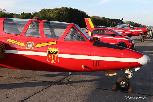 N216DM / MT-05 Potez-Air Fouga CM.170-1 Magister