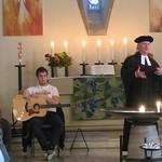 2017 - 31. Okt. - Veranstaltung zum Reformationstag. Gemeinsamer Brunch in der Kirche mit Tischrede,Musik und kabarettistischen Einlagen