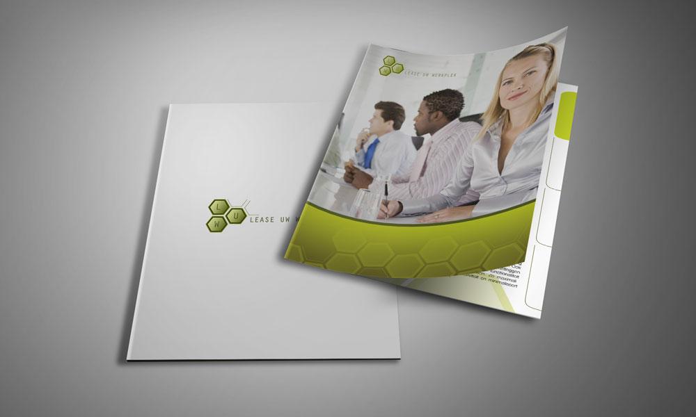 Lease uw werkplek brochure A4