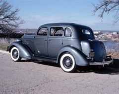 1936 Plymouth-