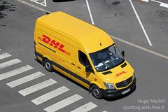 DHL | Mercedes Sprinter