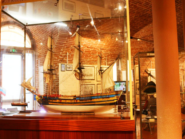 muzeul laperouse obiective turistice albi 2