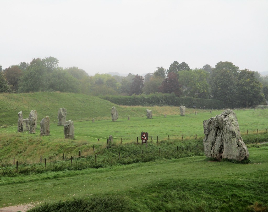 Avebury Site view