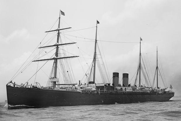 SS Germanic