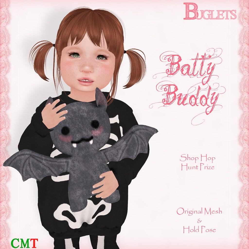Batty Buddy AD - TeleportHub.com Live!