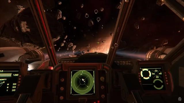 Star Citizen - Turret Gameplay