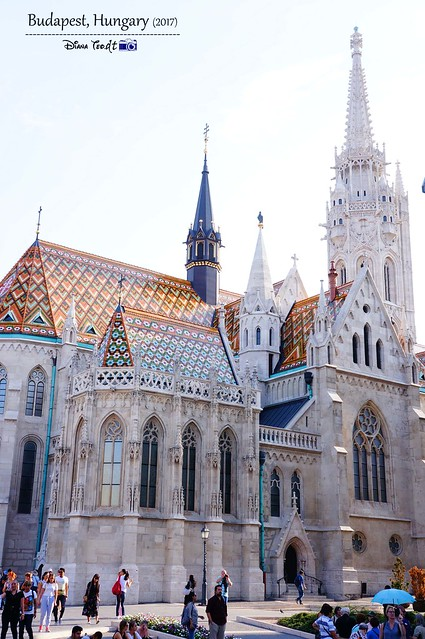 2017 Europe Budapest 03 Matthias Church 02
