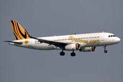 Scoot | Airbus A320-200 | 9V-TRH | Hong Kong International