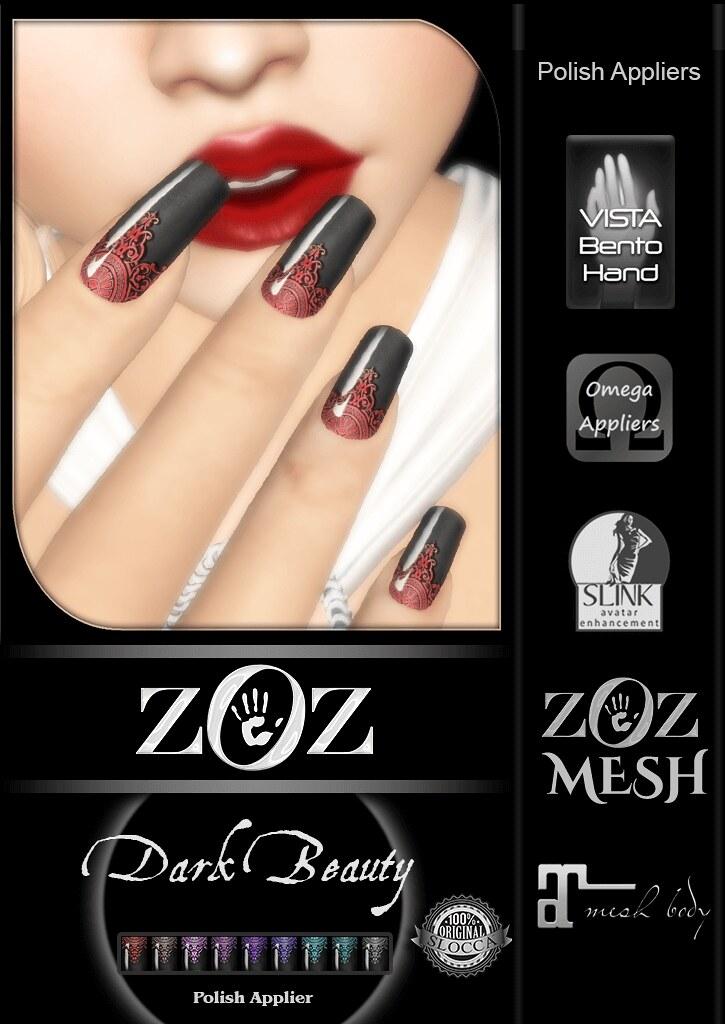 {ZOZ} Dark Beauty pix L - TeleportHub.com Live!
