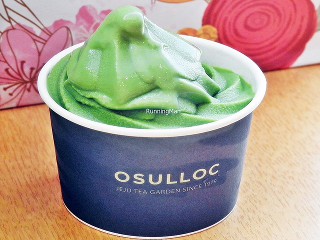 Matcha / Green Tea Ice Cream