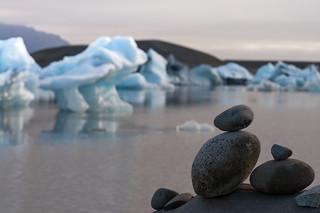 ijsbergenmeer Jökulsárlón
