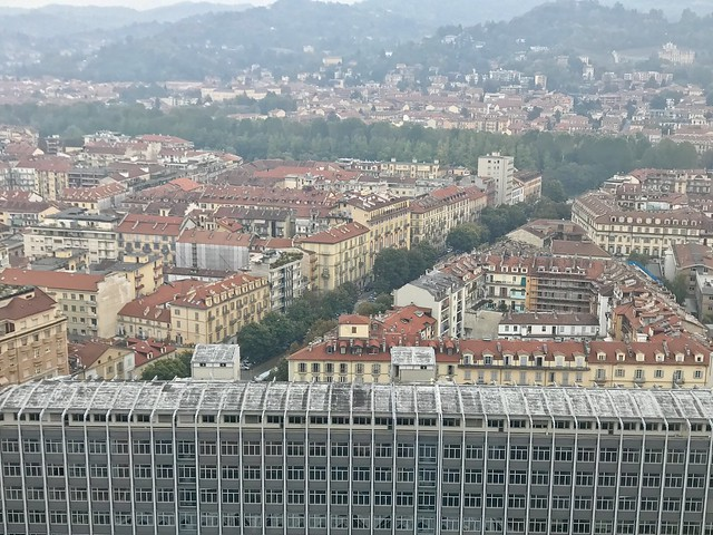 Torino from above