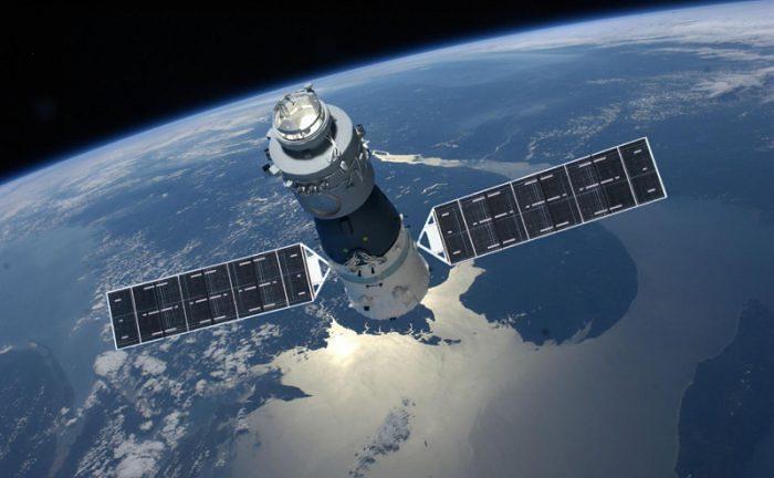 Staţia spaţială Tiangog-1