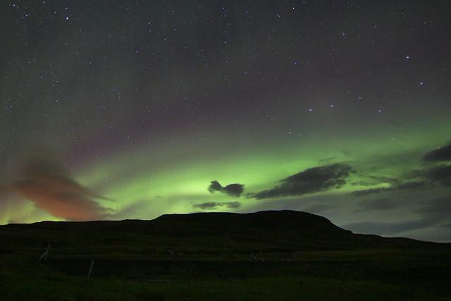 Aurora Iceland 14.10.17 #1
