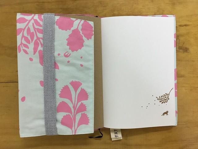 封面@賴馬X印花樂嬉遊森林萬用筆記本