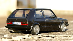 1:18 Otto Mobile - VW Golf I GTI