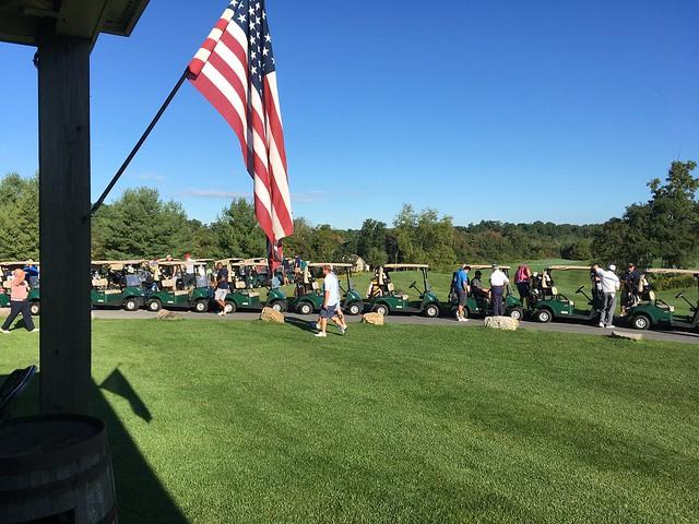 2017 C.A.S.E. Golf Benefit
