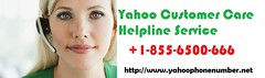 yahoo contact support number +1-855-6500-666