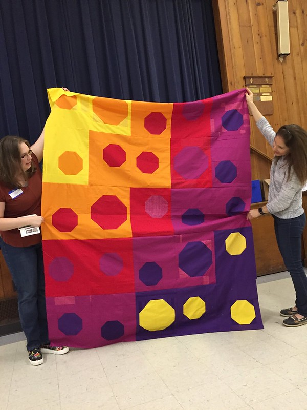 1 charity quilt