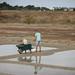 récolte du sel ,  salt harvest by michelcau ( https://www.facebook.com/michel.caudro