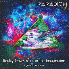 Imagine and create your reality. 🌌🐬
