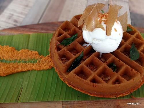 Banana Leaf Waffle v2.0