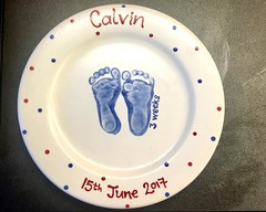 Calvin's Feet