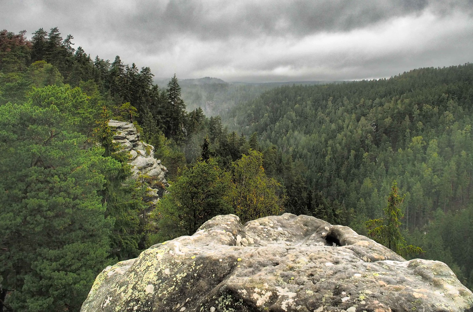 Where to go hiking in the Czech Republic? Adrspach-Teplice Rock Towns