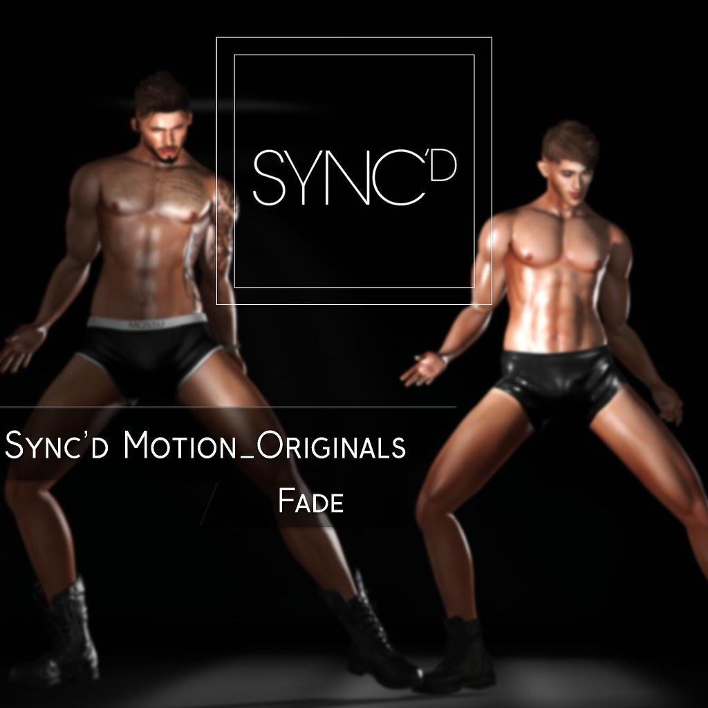 Sync'D Motion__Originals - Fade