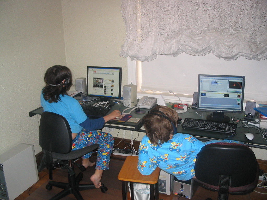 Computers in September 2007