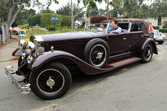 Isotta Fraschini Tipo 8B Viggo Jensen Cabriolet 1931 2
