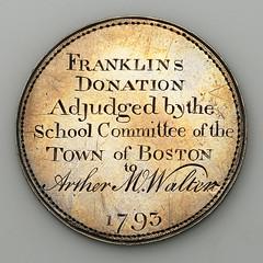 1793 ArthurWalter medal obverse
