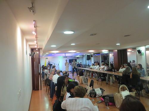 Celebración Amor y Amistad Afiliados Colegio de Jueces y Fiscales de Antioquia 28 Sept 2017