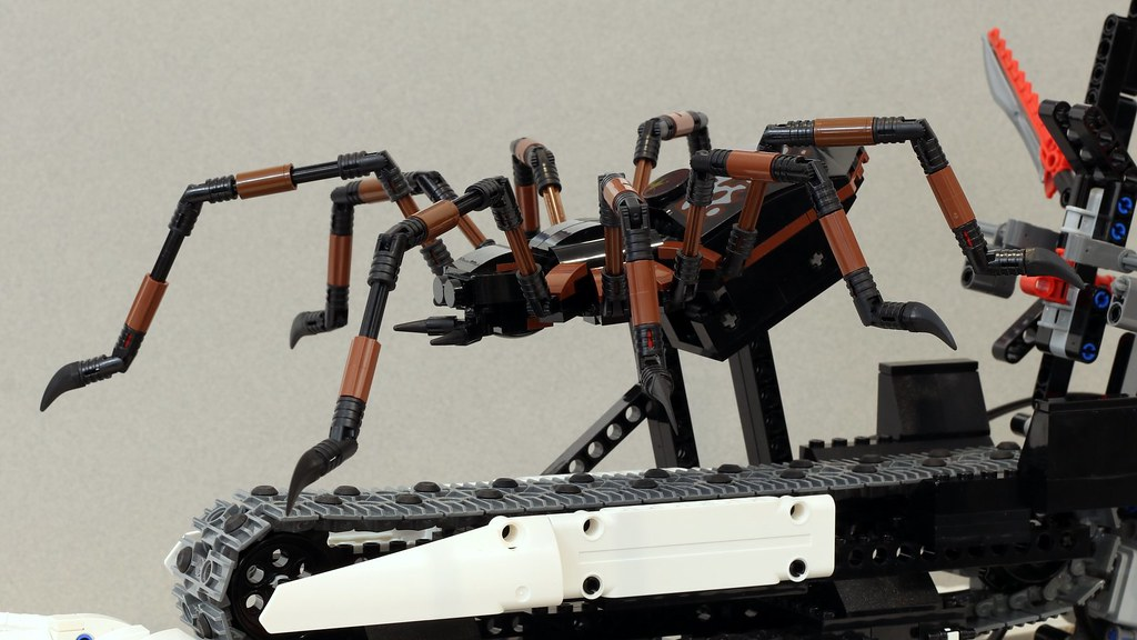 Chocolate Machine Spider