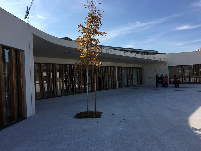 Centro Cïvico Zabalgana
