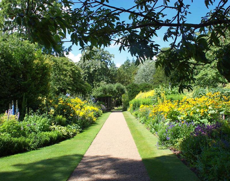 Claire College Gardens. Credit Ardfern